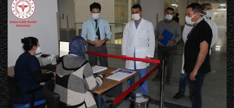 Fatih'te ikinci doz aşısına başlandı