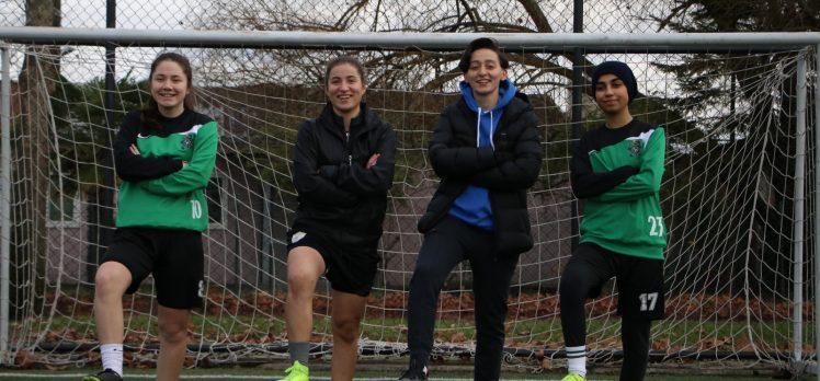 Büyükşehir'den kadın spor kulüplerine destek