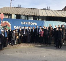 CHP'li milletvekilleri turu tamamladı