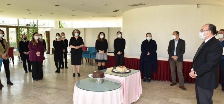 """KSO'da """"8 Mart Dünya Kadınlar günü """"kutlandı"""