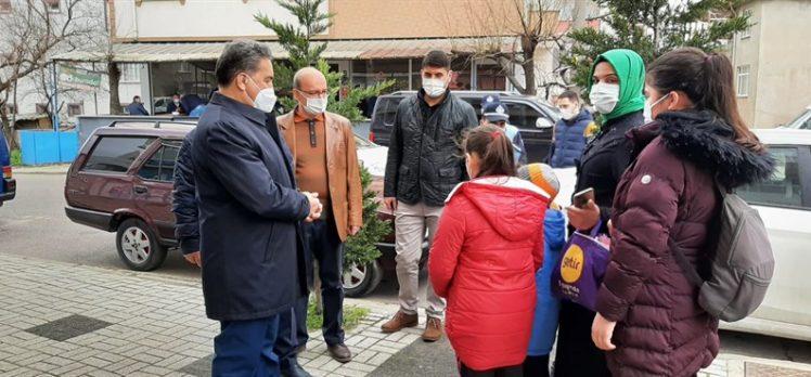Gebze'de Denetim Faaliyetleri Devam Ediyor