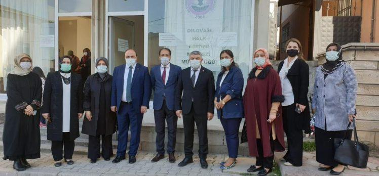 Başkan Şayir, Dilovalı kadınları unutmadı