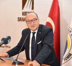 Zeytinoğlu mart ayı dış ticaret verilerini değerlendirdi