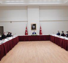 Covid-19 Değerlendirme Toplantısı Gerçekleştirildi