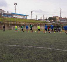 U17 ve U19 sporcularına SPORTAM ile performans testi uygulandı