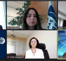 """""""""""Sürdürülebilir Sanayi  Webinarı""""  Düzenlendi"""