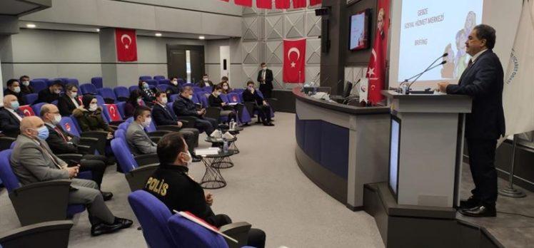 Çocuk Koruma Kanunu İlçe Koordinasyon Toplantısı Gerçekleştirildi