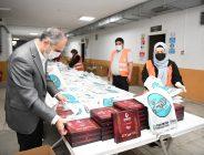Belediyeden 45 bin haneye bayram hediyesi