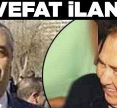 Sanayici İş adamı Mehmet Başaran'ın annesi Vefat Etti