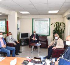 Dilovası OSB'yi Ziyaret Eden Vali Yavuz, Üretim ve İş Gücünü Yerinde İnceledi