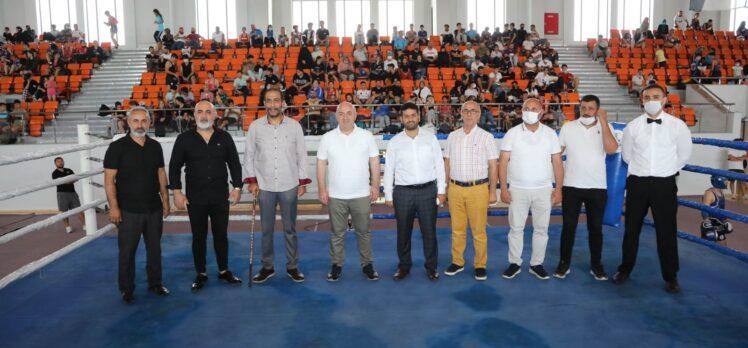 MuayThai Turnuvası Darıca'da başladı