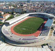 Gebze Stadı restorasyonunda sona yaklaşılıyor
