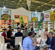 Yöre Grup'tan Worldfood 2021'de gövde gösterisi