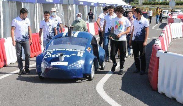 Bilişim Vadisi'nde elektrikli ve otonom araçlar yarışacak
