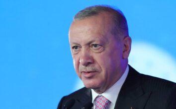 Cumhurbaşkanı Erdoğan'dan enflasyon açıklaması