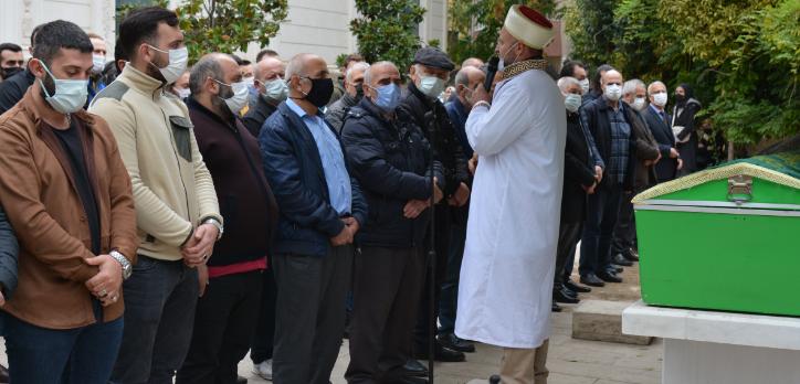 Ali Kahraman toprağa verildi
